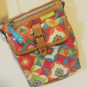 Handbags - **2for$40**Lilly bloom colorful crossbody